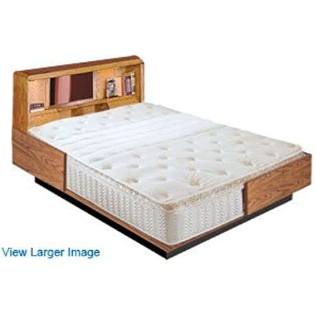 California King Hardside Waterbed Cover Evolution 3500