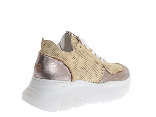 In Lame' Spike N Sneakers Traforata 38 qxwU4C6AE