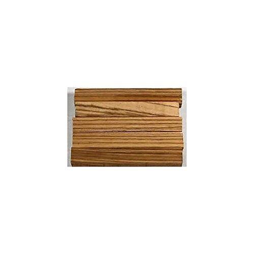 Zebrawood Pen Blank - 5 Pack - Pen Zebrawood