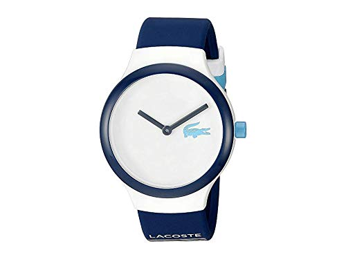 Lacoste Unisex 2020123 - GOA White One Size (Watches Lacoste)
