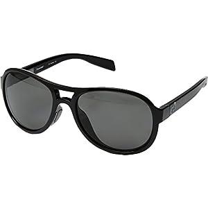 Native Eyewear Unisex Chilkat Gloss Black One Size