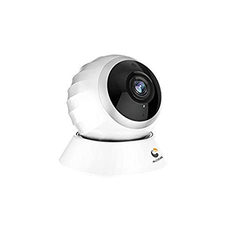 Visioner Cloud Camera- 1080P WiFi Security - Night Vision, Magnetic Mount, Motion/Sound Detect, 2 Way Audio, Compact