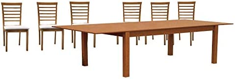 WHYNOTHOME SENYERA, Conjunto de 6 sillas de Madera Maciza ...