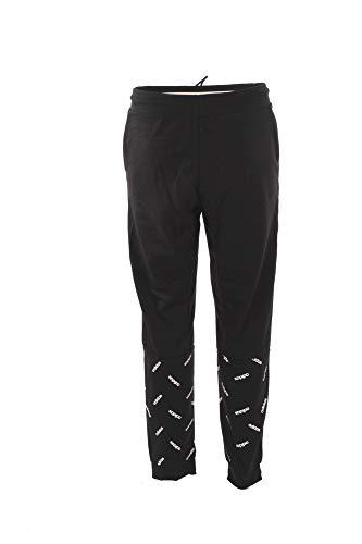 Tuta Pantaloni Adidas bianco Trackpants M Nero Print Uomo zqzHOxIZ