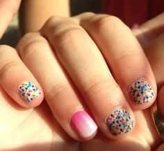 Amazon.com: jamberry Nail Wraps hoja completa Sprinkles ...