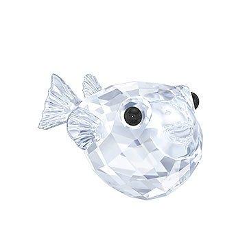Swarovski Crystal Blowfish Figurine 5282028