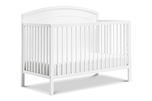 Carter's by DaVinci Kenzie 4-in-1 Convertible Crib, White by Carter's by DaVinci