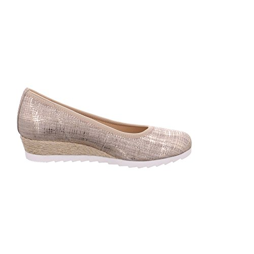Donna 65 641 Silk Gabor Ballerine 62 Shoes qIwOA0T