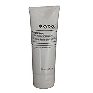 Facial Cleanser For Men By Kyoku For Men Skin Care For Men Face Wash, Kyoku Skin Care Products For Men (6.8oz)