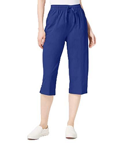 Karen scott pants drawstring