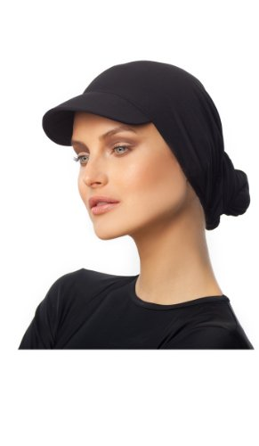 Modestsea Women's Head/Neck Cover-One Size-Black