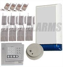 Diy home fire alarm systems