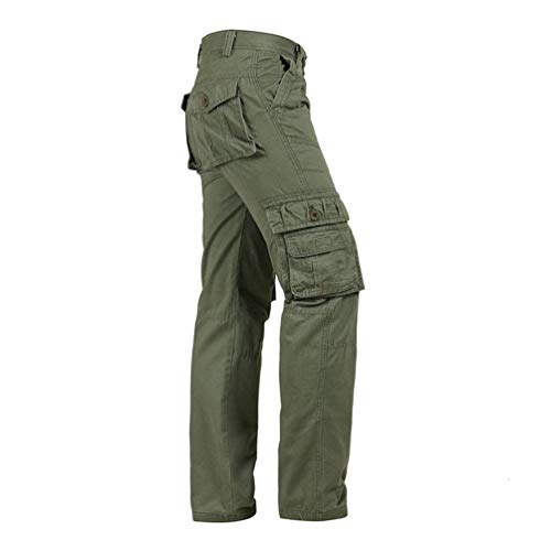 Trekking Cargo Pantalones Armeegrün Hombre Ropa Bolsillo Deportivos De Con  Casuales Algodón Adelina qFzxwUn6z 22e376436689