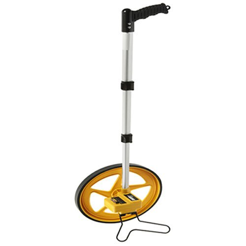 Johnson Level & Tool Johnson 1877-0200 Measuring Wheel 3-Foot Circ. (12'' Dia.) Structo-Cast