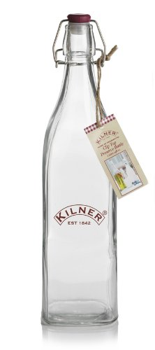 Kilner 250 ml/550 ml/1 Litre Bottle (6-Piece): Amazon co uk