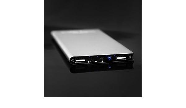 Powerbank 20000mAh en diseño elegante  Cargador móvil para ...