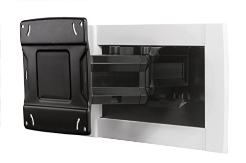 OmniMount OE120IW 42 to 80 Inches Recessed In-Wall TV Mount (Finish Recessed Mount)