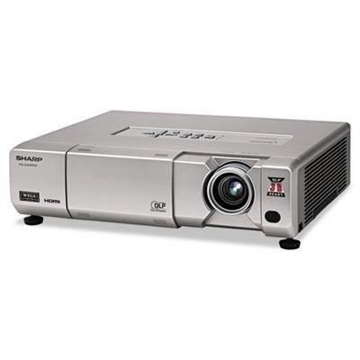 Amazon.com: Sharp – PG-D40 W3D WXGA DLP Proyector Multimedia ...