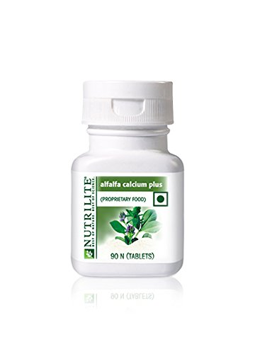 NUTRILITE Alfalfa Calcium Plus (Vitality Supplement Basic)