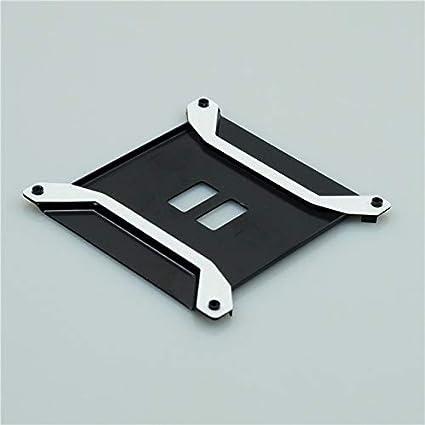 Amazon com: Rarido Motherboard CPU Holder Metal Backplate Bracket