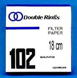18 cm - 102 Qualitative Filter Paper