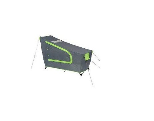 Amazon.com  Ozark Trail 1-person Instant Tent Cot with Rainfly  Sports u0026 Outdoors  sc 1 st  Amazon.com & Amazon.com : Ozark Trail 1-person Instant Tent Cot with Rainfly ...