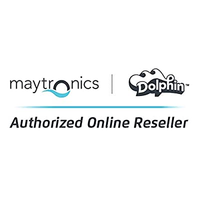 MAYTRONICS Filter Bag, Dolphin DX3, with Holes : Garden & Outdoor