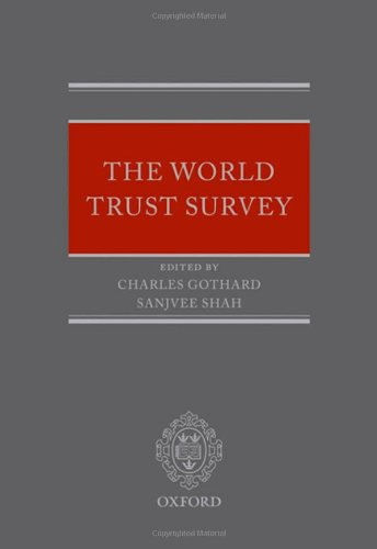 The World Trust Survey by Oxford University Press