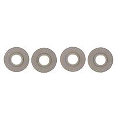 Eckler's Premier Quality Products 75259436 Firebird Window Crank Handle Washer Plate Set Door Or Quarter