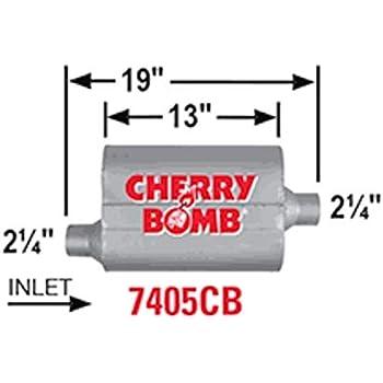 Cherry Bomb 7405 Pro Muffler