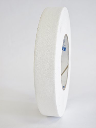 24 Rolls Premium Professional Grade Gaffer Tape - 1 Inch X 55 Yards - White Color - 24 Rolls per Case by Rolly Poly
