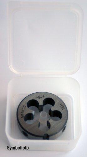 Fili/ère mf19/x 1,0/m/étrique Fein molettes pour coupe-tube D/écouper Uppe kluppe de filetage DIN 223/filetage droit M 19/x 1,0/MF