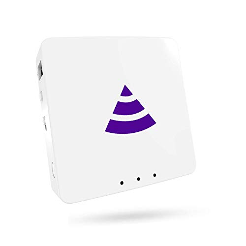 Pyramid WiFi - VPN Router   Plug and Play   Perfect for IPTV, Travel or Home (30 Day Pass Included)