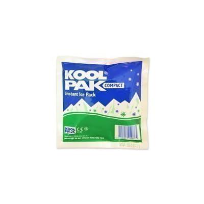 Koolpak - Paquets de glace instantanée x20 - 15x15cm