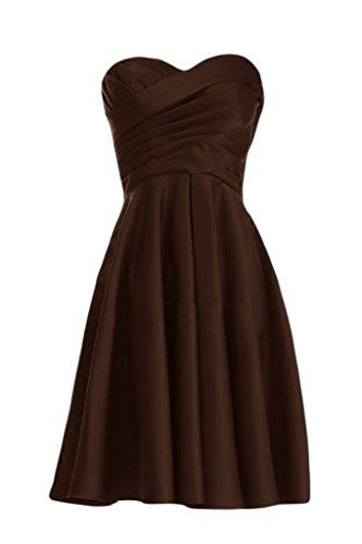 TOSKANA BRAUT - Vestido - Noche - para mujer marrón