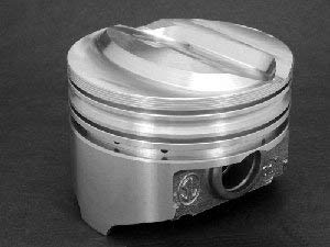 KB Performance Pistons KB116.030 +2.6cc Domed Piston Set for Small Block Ford