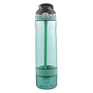 AUTOSPOUT Straw Ashland Infuser, 26oz, Grayed Jade
