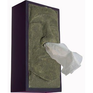 Retro 51 Tiki Tissue Box Holder