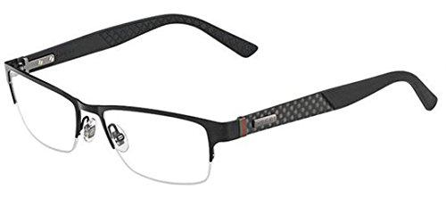 Gucci GG2250 Eyeglasses-04VH Black Carbon -54mm
