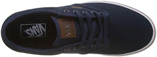 Vans Herren Atwood Sneaker Blau (S18 C/yellow)