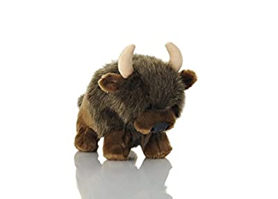 Sootheze Buffalo - 2 lbs 8 oz. Microwavable Stuffed Animal - Hot & Cold Lavender Therapy - Perfect for Anxiety, Autism, ADHD, Occupational Therapy