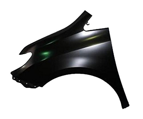 OE Replacement Toyota Sienna Front Driver Side Fender Assembly (Partslink Number TO1240234)