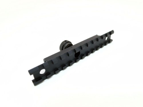 Monstrum Tactical AR-15 Rail Mount Carry Handle, Black