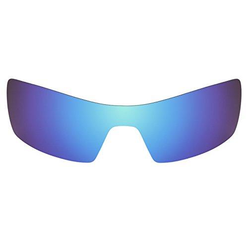 Revant Polarized Replacement Lens for Oakley Oil Rig Ice Blue - Oil Lenses Rig