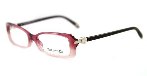 Amazon.com: TIFFANY & CO EYEGLASSES TF 2035 8109 OPTICAL RX PLUM ...