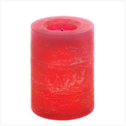 Cinnamon Scent Led Candle