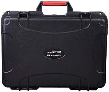 XF Caja de Herramientas, Caja de protección de Seguridad portátil Tres, Caja de protección de Lente de cámara SLR Organizador de Herramientas: Amazon.es: Hogar
