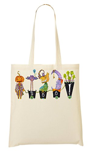 Handbag Boo Shopping Halloween Superstition Bag qUzEE6