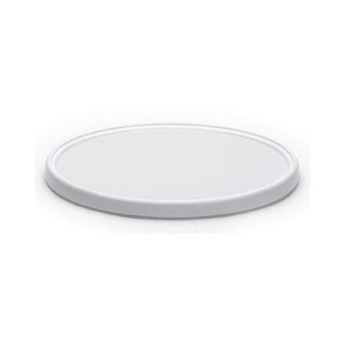 """Rubbermaid 2936RDWHT 10"""" X .75"""" Lazy Susan Turntable"""