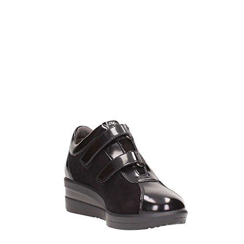 Nero Sneakers Donna Nero Melluso Melluso Sneakers R25811 Donna R25811 RxnZ7Z
